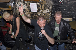 Ghirardi Music, News and Gigs: Charred Hearts - 26.3.11 112 Bar Club, Soho, London