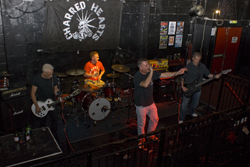 Ghirardi Music, News and Gigs: Charred Hearts - 10.9.11 The Furnace, Swindon