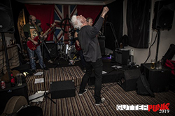 Ghirardi Music, News and Gigs: The Commited - 2.2.16 The Castle, Sheerness