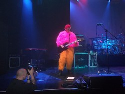 Ghirardi Music, News and Gigs: The Damned - 12.11.11 The Roundhouse, London