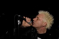 Ghirardi Music, News and Gigs: GBH - 15.1.11 Bridgehouse II, Canning Town