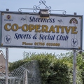 The Co-op Sports & Social Club, Sheerness, Kent