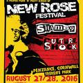 New Rose Festival, Penzance, Cornwall
