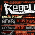 Rebellion: The Winter Gardens, Blackpool