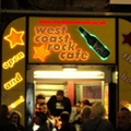 The West Coast Rock Bar, Blackpool 2012