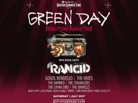 Green Day, Rancid, The Damned, The Stranglers