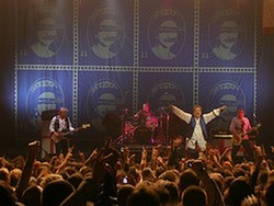 Ghirardi Music, News and Gigs: The Sex Pistols - 12.11.07 Brixton Academy, London