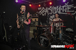 Ghirardi Music, News and Gigs: Sick on the Bus - 6.2.19 The Black Heart, Camden