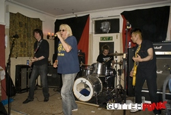 Ghirardi Music, News and Gigs: UK Subs - 4.6.11 The Castle, Sheerness, Kent