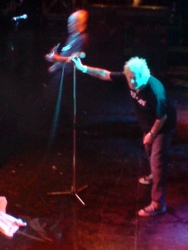 Ghirardi Music, News and Gigs: UK Subs - 7.12.07 Astoria 2, London