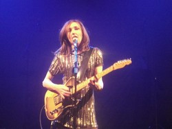 Ghirardi Music, News and Gigs: Viv Albertine - 12.11.11 The Roundhouse, London